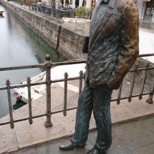 Pomnik Jamesa Joyce'a