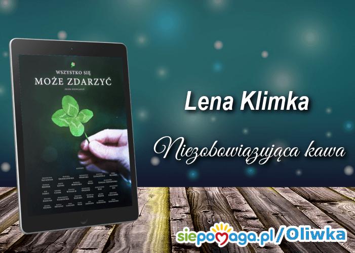Ebook Wszystko się może zdarzyć z opowiadaniem Leny Klimki