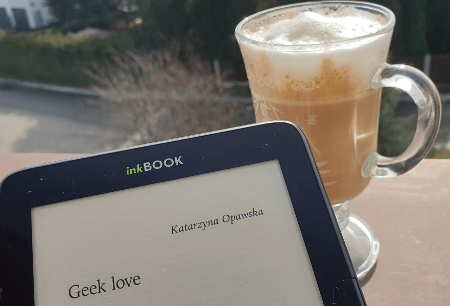 Czytnik ebook z tytułem opowiadania Geek Love
